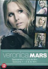Veronica Mars : Seasons 1 - 3 & Movie (19 DVD-
