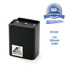 7.2V 1650mAh Ni-Mh Battery for ICOM BP-82 BP-83 BP-83A BP-84 BP-84M IC-24AT