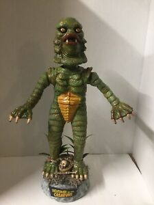 Telco Creature from the Black Lagoon Headknocker. Custome Build -Up,1 Of A Kind
