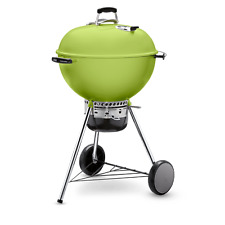 Weber Master-Touch GBS Holzkohlegrill Ø 57cm Spring Green