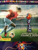 PANINI WOMENS WORLD CUP 2019 SHINY FOIL/BADGES/STADIUM/MASCOT  BUY 3 GET 7 FREE