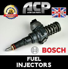 Bosch Diesel Injector no. 0414720015 for  AUDI  A3, A4, A5 - 1.9 TDI.