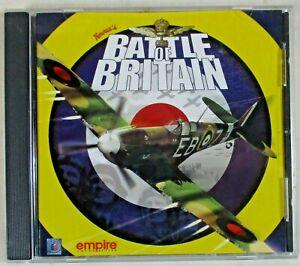 """ROWANS BATTLE OF BRITAIN"" PC CD-ROM GAME"
