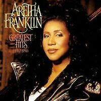 Aretha Franklin - Greatest Hits (1980-1994) - CD NEW SEALED