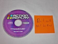 Action Replay Disc for Nintendo GameCube & Wii (I couldn't get this to work)