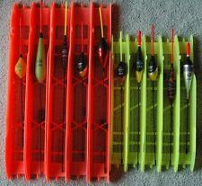 Lot 10 lignes montées différentes 7M pêche au coup flotteur Filstar/Top Float 23