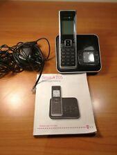 T-SINUS A205 Schnurlos Telefon mit Anrufbeantworter Schnurloses DECT Gerät
