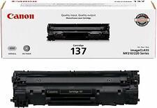 Canon Black 137 Toner Cartridge 9435B001