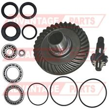 Honda TRX300FW Fourtrax Rear Differential Ring Pinion Gear & Bearing 1988-2000