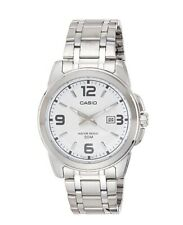 Casio MTP-1314D-7A Analogico Reloj de Hombre Acero Inoxidable MTP-1314 50M Wr