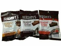 Hershey's Sugar Free Variety Pack, 3-Count, 3-Ounce Bags