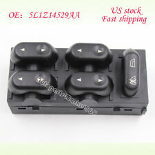 5L1Z-14529-AA Fit Ford F150 Expedition Power Window Master Switch LH Driver side