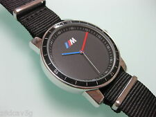 BMW M POWER Wristwatch Limited Rare Dealer Promo M3 M4 M5 M6 X5M X6M