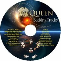 QUEEN GUITAR BACKING TRACKS CD BEST OF GREATEST HITS MUSIC PLAY ALONG ROCK MP3