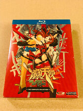 Funimation 'Burst Angel' Complete Collection Blu-Ray Sealed New OOP HTF