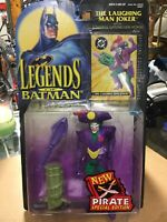 1997 Legends of Batman The Laughing Man Joker Pirate Edition Action Figure