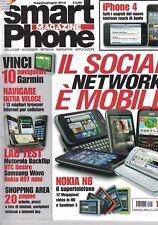 2010 05/06 - SMART PHONE MAGAZINE - 05/06 2010 - ANNO 6 - N.2 - IL SOCIAL NETWOR