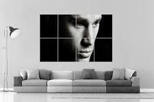 Channing Tatum B&W  Art Poster Grand format A0