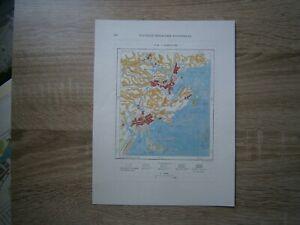 1892 Perron map SALEM & LYNN, MASSACHUSETTS (#33)