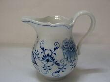 Meissen  Zwiebelmuster, kobaltblau, weißer Rand Milchkrug 800101-00766