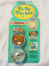 Vintage Polly Pocket Jeweled Sea Princess Undersea World New In Package