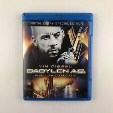 Babylon A.D. (Blu-ray, 2008) *US Import Region A*