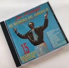Joe Arroyo 15 Grandes Exitos CD Yamule Mao Bam Bam Tumba Techo Rebelion