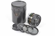EXC++ CANON 24mm F2.8 SSC FD MOUNT WIDE ANGLE LENS, CASE, BONUS 2X FILTERS