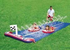 Bestway Water Play Center: Race N' Slide 488cm Lots Fun