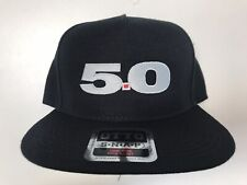 Ford Mustang 5.0 Embroidered SnapBack
