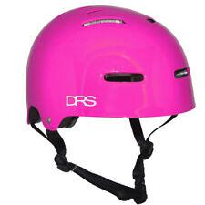 DRS BMX Bike / Skate Helmet-DRS Gloss Pink-L/XL 58-62cm