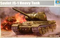 Trumpeter 1:35 JS-1 Soviet Heavy Tank Model Kit