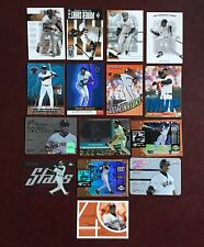 BARRY BONDS Giants Baseball Card Lot of Fifteen (15) All Different & All Mint!