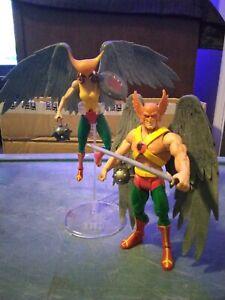 dc universe classics hawkman and Hawkgirl
