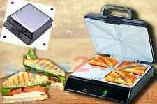 4er Sandwichmaker Sandwichtoaster Sandwich mit Keramikplatten | 2000 watt