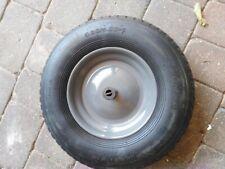 Wheelbarrow Pneumatic Grey Wheel For Haemmerlin, and Chillington