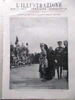 L'Illustrazione Italiana 13 Marzo 1921 Pola Nicola Montenegro Sem Benelli Loreto
