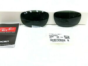 AUTHENTIC RAY-BAN RB3119 001 62MM REPLACEMENT GREEN LENSES