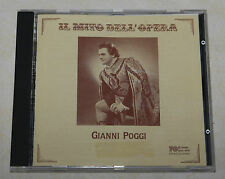 GIANNI POGGI - IL MITO DELL'OPERA [The Myth of the Opera] [CD]