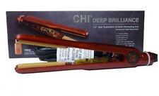 "CHI Deep Brilliance 1/2"" Tourmaline Styling Ceramic Flat Iron - Red Brand New"