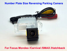 Reverse Rear View Camera Focus Mondeo Hatchback Carnival Smax Parking guideline