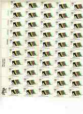 Scott # C-85 . 11 Cent. Air Mail Olympics.Sheet of 50
