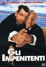 Dvd GLI IMPENITENTI - (1996) ***Matthau Walter, Lemmon Jack*** ......NUOVO