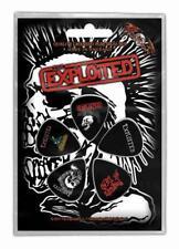 Exploited plektrumset/Guitar Pick Set # 1 Punk's not dead