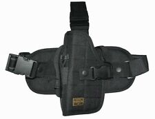 Black Tactical Left Handed Drop Leg Gun Holster BB Airsoft Pistol Handgun 207BL