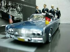 WOW EXTREMELY RARE Lincoln Continental X-100 Kennedy Berlin 1963 1:43 Minichamps