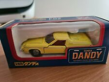 Dandy Tomica 1/43 scale Yellow Lotus Europa F02 in mint unopend box