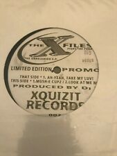 "DJ X  ‎– The X Files Fight The Funk: The Unreleased EP 12"" Vinyl"