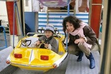 Vicky Leandros With Child - Photo 20 X 30 CM Without Autograph (Nr 2-469