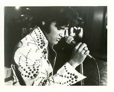 vintage photo-Kurt Russell as Elvis Presley in Blue Suede Shoes (1979) u100046